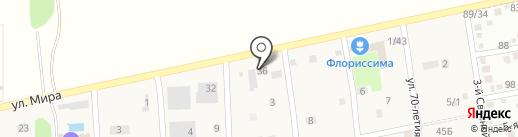 КРиД на карте Ленинавана
