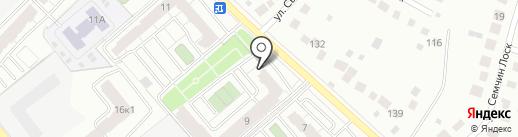 У Татьяны на карте Рязани