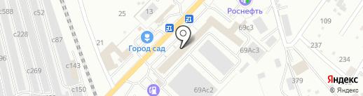 ПриоТех на карте Рязани