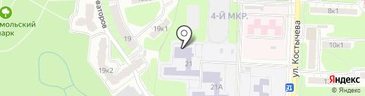 Бойцовский клуб №1 на карте Рязани