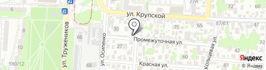 Jms-aur.ru на карте Ростова-на-Дону