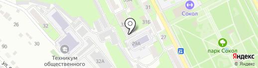Студия бисероплетения на карте Липецка
