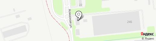 Сталь Трейд на карте Липецка