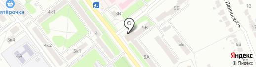 Бухен хаус на карте Рязани