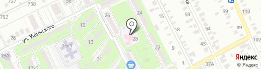 Центр психолого-медико-социального сопровождения на карте Липецка
