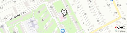 СемьЯ на карте Липецка