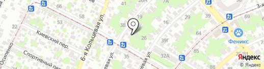 Валерия на карте Ростова-на-Дону