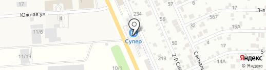 БетонГрупп на карте Ростова-на-Дону