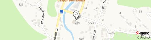 Централизованная библиотечная система Лазаревского района г. Сочи на карте Сочи
