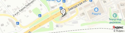 ShowRoom на карте Липецка