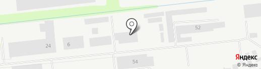 ОВК на карте Липецка