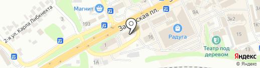 Ведаремстройсервис на карте Липецка