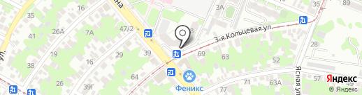 SkySend на карте Ростова-на-Дону