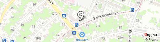SOBRANIE на карте Ростова-на-Дону
