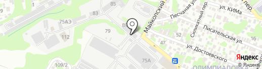 3Д Принт Лаб на карте Ростова-на-Дону