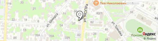 Т.И.М. Групп на карте Ростова-на-Дону