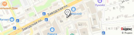 Ветеран вкуса на карте Липецка