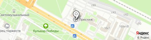 Адвокатский кабинет Кононенко Г.В. на карте Рязани