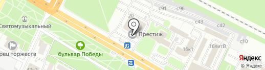 СтанкоФорвард на карте Рязани