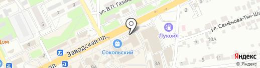 ЦентрОдеждаОбувь на карте Липецка