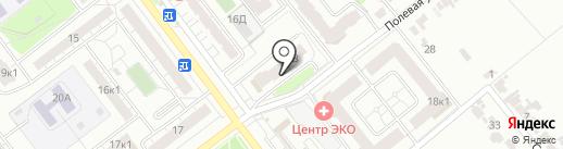 F & M на карте Рязани
