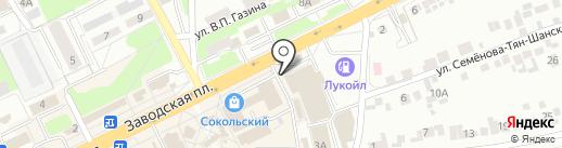Tech-KREP retail на карте Липецка