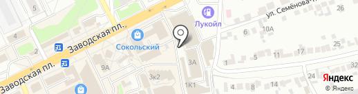 Деревенские гостинцы на карте Липецка
