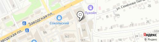 Davidoff на карте Липецка