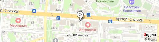 FIX & DEV на карте Ростова-на-Дону