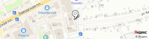 Все для дома на карте Липецка
