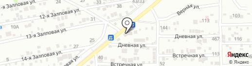Магнат на карте Ростова-на-Дону