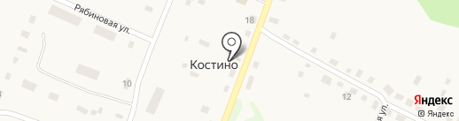 Продуктовый магазин на карте Костиного