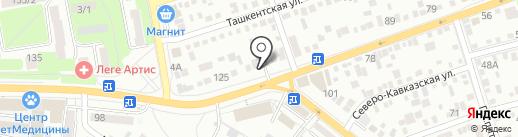 МеталлПром на карте Ростова-на-Дону
