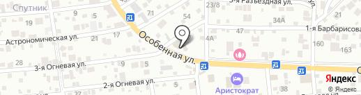 Дон Батон на карте Ростова-на-Дону