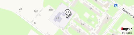 Детский сад №91 на карте Молочного