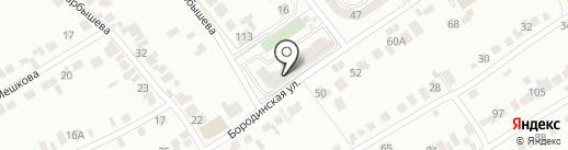 Задонская лавка на карте Липецка