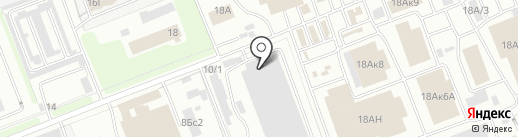Оптовая компания на карте Рязани