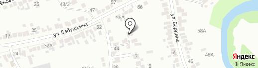 БетонБурСервис на карте Липецка