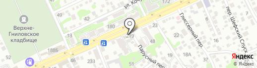 Магазин на карте Ростова-на-Дону