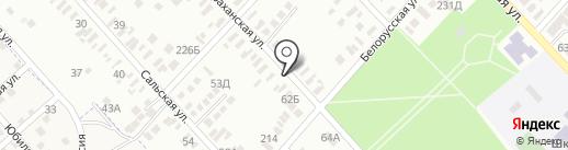 Ростов сварка на карте Батайска