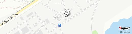 СпецКомСтрой на карте Ростова-на-Дону