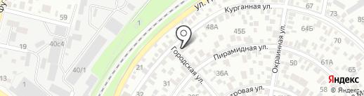 СтройКом на карте Ростова-на-Дону