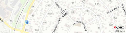 Тигран на карте Ростова-на-Дону