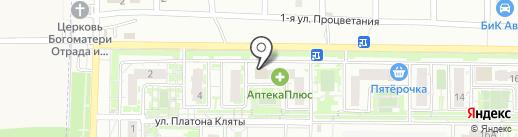 Миссис Хадсон на карте Ростова-на-Дону