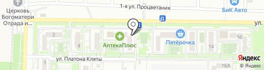 Магазин рыбы и морепродуктов на карте Ростова-на-Дону