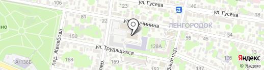 Магазин по продаже стабилизаторов напряжения на карте Ростова-на-Дону