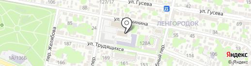 Магазин сотовой связи на карте Ростова-на-Дону