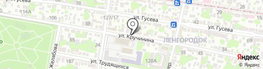 Шашлык house на карте Ростова-на-Дону