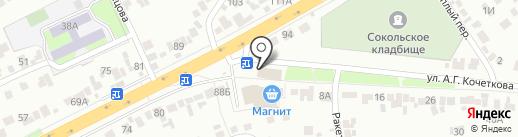 Почтовое отделение №26 на карте Липецка