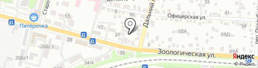 12 Вольт на карте Ростова-на-Дону